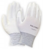 Workhorse Polyester Knit Polygrip Gloves Small