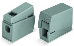 Power Supply Connector 250 mm Gray 100/Pk