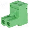 12 Pos Plug Terminal Block 5.08mm