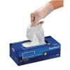 Ansell Rolled Powdered Vinyl Disposable Gloves 100/Pk Medium