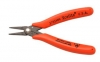 Xcelite 5 1/2'' Thin Profile Long Reach Electronic Pliers Smooth Jaws