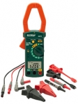 Single Phase/Three Phase 1000A AC Power Clamp Meter Kit