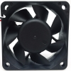 AC Fan MagLev Motor 60x60x25mm Ball Bearing 115VAC 17.5/18CFM