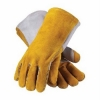 Welders' Gloves Leather Split Cowhide