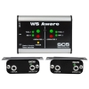 WS Aware Monitor with Standard Remotes Ethernet Output