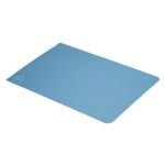 R3 Series 2-Layer Light Blue Rubber Tray Liner 16'' x 24''