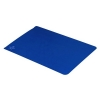 R3 Series 2-Layer Dark Blue Rubber Tray Liner 16'' x 24''