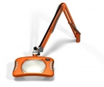 ESD LED Magnifier w/ 43'' Reach and Table Edge Clamp