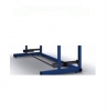 Adjustable Tube Footrest 60''W