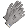 Nitrile Seamless Nylon Knit Glove Size 7 Small 12/Pk