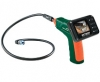 Video Borescope Inspection Camera 17mm Dia & 2.4'' Color TFT LCD Monitor