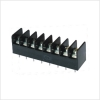 Barrier Terminal Block 300V 10A 6.35mm 2 Poles