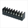 Barrier Terminal Block 300V 10A 6.35mm 3 Poles