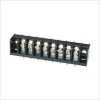 Barrier Terminal Block 300V 10A 6.35mm 5 Poles
