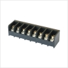 Barrier Terminal Block 300V 10A 6.35mm 8 Poles