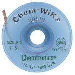 Chem-Wick Rosin 0.075''/1.9mm Green 5'