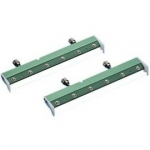 Squeegee Holder 250mm Screw Mount Holder Blade & Deflector Assembly 45º Angle