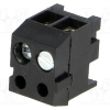 3 Pos Plug Term. Block BLK 3.5mm
