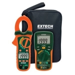 Electrical Test Kit with AC Clamp Meter
