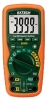 11-Function Heavy-Duty Waterproof True RMS Industrial MultiMeter w/ 4,000 Count