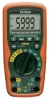 11-Function Heavy-Duty Waterproof True RMS Industrial MultiMeter w/ 6,000 Count