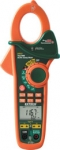 400A Dual Input AC/DC Clamp Meter/Non-Contact Voltage Detector/IR Thermometer