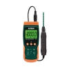 AC/DC Magnetic Field Meter/Datalogger