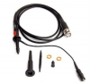 Black Sprung Hook for Oscilloscope Probe