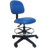 50 Series Super Heavy-Duty ESD Vinyl Cleanroom Chair