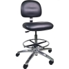 20S Series Super Heavy-Duty ESD Vinyl Cleanroom Chair