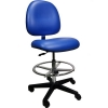 20W Series Super Heavy-Duty ESD Vinyl Cleanroom Chair