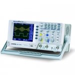 100MHz 2-Channel Digital Storage Oscilloscope 1GS/s with USB SD card slot