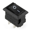 DPST Rocker Switch 13 x 19mm
