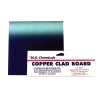 Pos Presensitized Copper Board 3'' x 5'' 1/16''