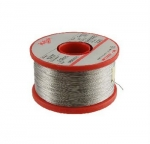 Solder Wire No Clean SN63 Crystal 400 3C .015-1 (0.38mm) 250gm Spool