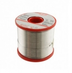 Solder Wire Rosin Activated SN60 WRAP3 5C .032-1 (0.81mm) 500gm Spool