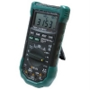 5-in-1 Digital Multimeter Autorange w/Alarm Temp/Frq/Cap