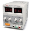 DC Bench Power Supply Dual Display 0-30V 0-3A