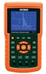 3-Phase Graphical Power& Harmonics Analyzer/Datalogger