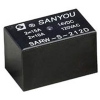 Automotive Relay Flux Type 1 Pole 12V 10A Form A