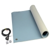 Dissipative 3-Layer Table Mat Blue 2' x 4'