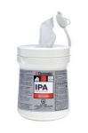 Presaturated IPA Stencil Wipes 70% Iso 6'' x 9'' 100/Tub