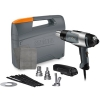 AutoBody Welding Kit w/ HG 2320 E Professional Heat Gun 1600W 120V 13.3A 120-1200F Programmable & Temp Scanner