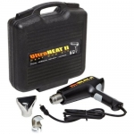 SV 803 Variable Temperature Heat Gun Kit 1400W 120V Cool/Low/High 1050F w/ Reflector Nozzle, Spreader Nozzle & Case