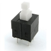 DPDT Sub-Miniature Pushbutton Switch 8.5 x 8.5mm