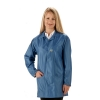 Three-Quarter Length Lab Coat Royal Blue Econoshield ECX-500 Fabric - Medium