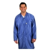 Knee-Length Lab Coat Royal Blue Medium-weight IVX-400 Fabric - Medium
