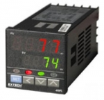 1/16 DIN Temperature PID Controller w/ One Relay Output