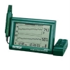 Humidity & Temperature Chart Recorder w/ Detachable Probe & Universal Adaptor NIST Certified