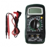 Handheld Digital Multimeter w/ 7 Functions including Diode & Trans
